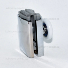 Pojezdové kolečko M01C horní do sprchového koutu