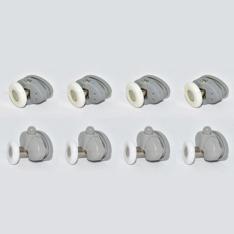 Zvýhodněná sada pojezdových koleček B39 (horní 4ks, spodní 4ks)